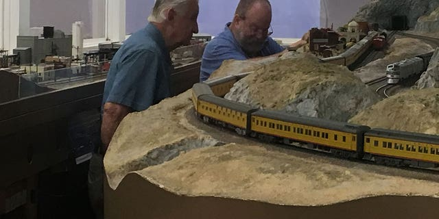 The San Diego Model Railroad Museum is home to the largest model train layout in the whole country.