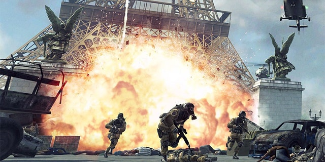 Video game publisher Activision plans to release the eighth installment in the ''Call of Duty' franchise at midnight on November 8.