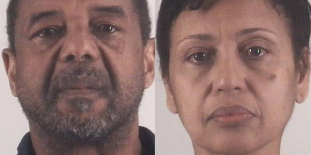 Mohamed Toure and his wife Denise Cros-Toure, both 57, face up to 20 years in federal prison after being accused of forced labor.