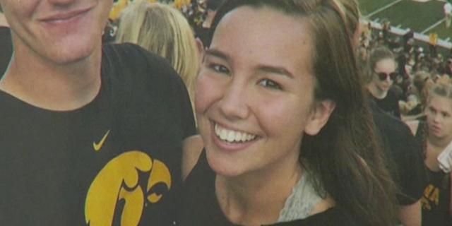 Mollie Tibbetts was last known to be at her boyfriend's home in Brooklyn, Iowa.