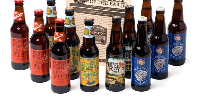 Hook your friend up with a beer subscription for new brews each month.