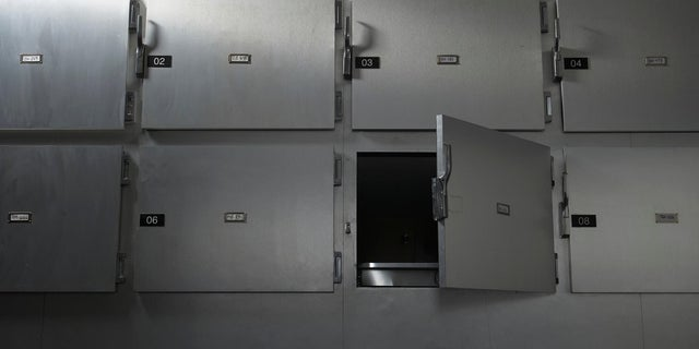 A South African woman was found alive and breathing inside a morgue refrigerator, despite paramedics pronouncing her dead.