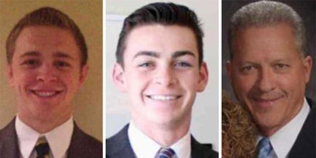 Mormon missionaries Mason Wells, 19, Joseph Empey, 20, and Richard Norby, 66, were among the Americans hurt in Brussels