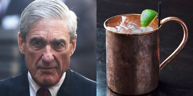 """The Bird in D.C. is offering $5 """"Moscow Mueller"""" cocktails every time he indicts an associate of Trump."""