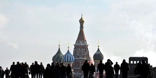 Moscow's Red Square