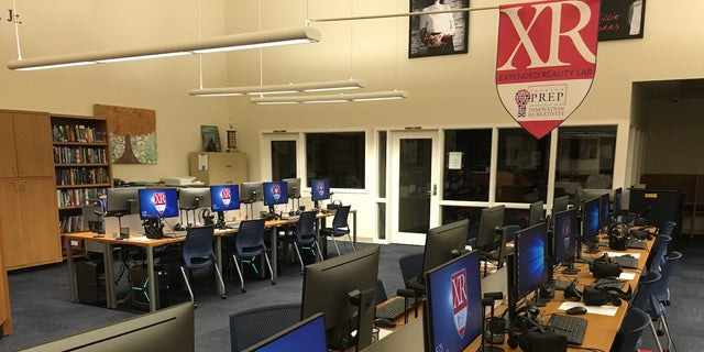 Jackson Preparatory School near Jackson, Miss. recently added 26 advanced virtual reality stations that students will begin using when school begins in August.