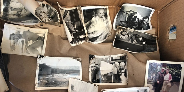 A volunteer group has been combing the beaches and mud-strewn streets of Montecito and helping its residents recover family keepsakes lost in last month's disaster.