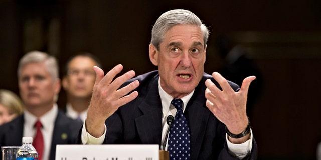 June 19, 2013: FBI Director Robert Mueller testifies on Capitol Hill in Washington.