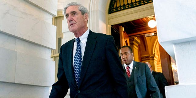 Robert Mueller, seen here, served as FBI director at the time Schrier was kidnapped.