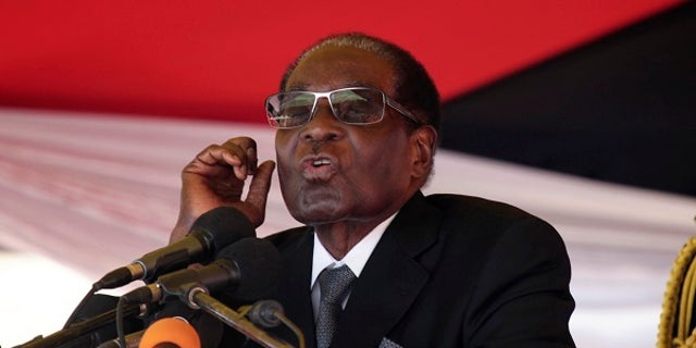 Robert Mugabe, 93, has ruled Zimbabwe since the end of white-majority rule in the 1980s.