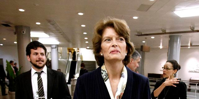 """""""We are now in a place where it's not about whether or not Judge Kavanaugh is qualified,"""" Murkowski said."""