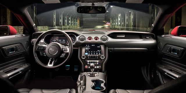 You need a six-speed manual transmission to unlock access to the Performance Pack Level 2.