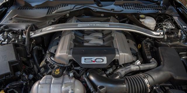 Ford Mustang GT 5.0-liter V8