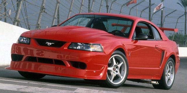 2000 Ford Mustang Cobra R