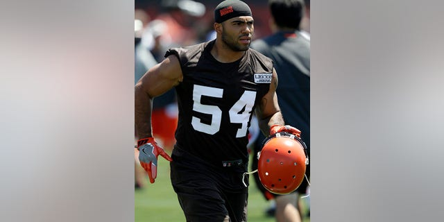 The Browns signed Mychal Kendricks as a free agent in June after six years with the Philadelphia Eagles.