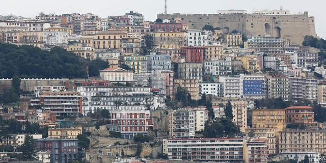 A general view of Naples, Italy Feb. 23, 2016. (REUTERS/Tony Gentile)