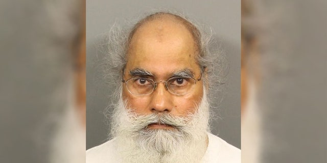 Narinder Singh Parhar, 64, was arrested after a patient accused him of sexual assault.