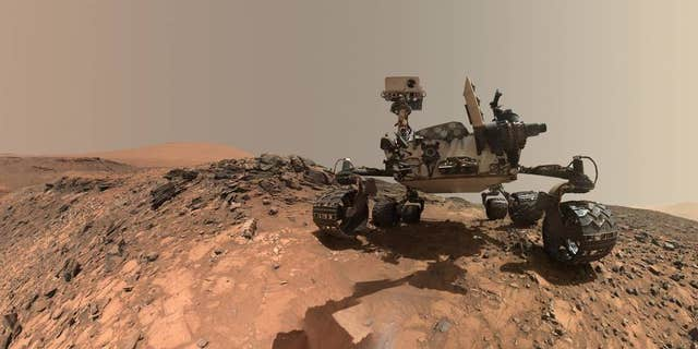 NASA revealed the Curiosity rover found organic molecules on Mars on June 7, 2018.