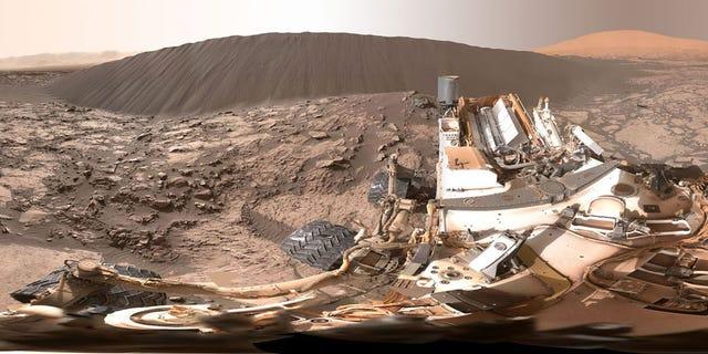 (NASA/JPL-Caltech/MSSS)