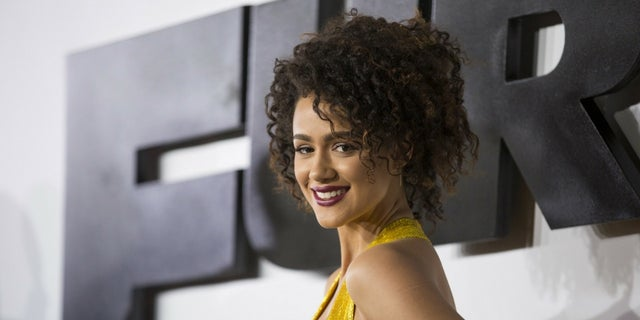 Nathalie Emmanuel shared a racist comment she received from a person online.