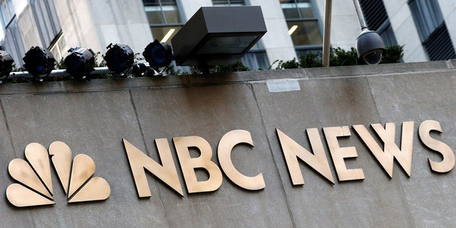 A sign is seen outside the set of the NBC News Today Show at Rockefeller Center in New York City, U.S., November 29, 2017. REUTERS/Brendan McDermid - RC15F9F05760