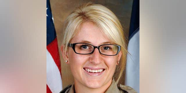 Deputy Katelyn Self, of the Gaston County Sheriff's Office, died Sunday.