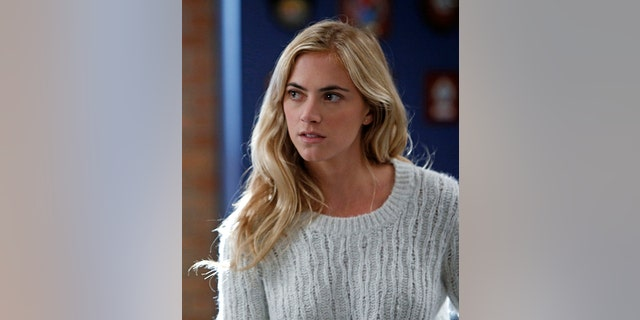 "Emily Wickersham appears on ""NCIS."""