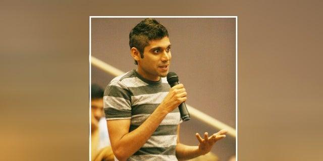 UNC associate English professor Neel Ahuja (unc.edu)
