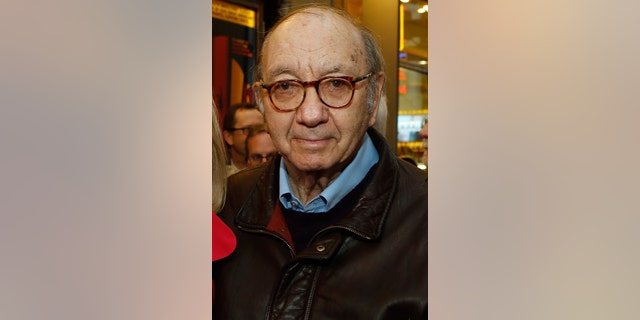 Neil Simon died in New York on Aug 26, 2018.