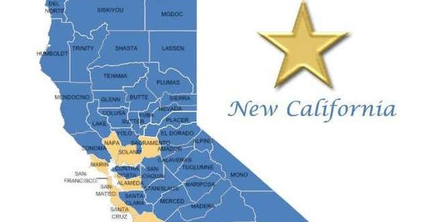 New California And Other Us Territories Fighting To Become The 51st