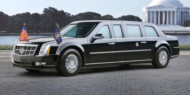 2009 Presidential State Car