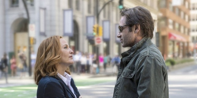 """Execs couldn't reveal the future of """"The X-Files."""""""