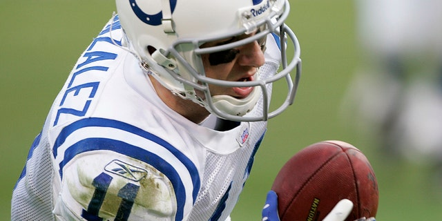 The Indianapolis Colts drafted Anthony Gonzalez in 2007.