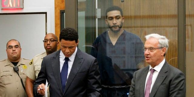 Former NFL football player Kellen Winslow Jr. pleaded not guilty on Friday, July 15, 2018.