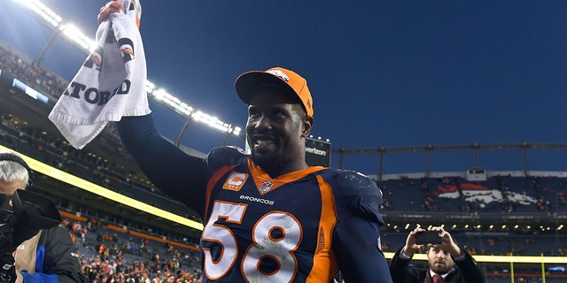 Broncos star Von Miller is being investigated for his handling of a hammerhead shark.
