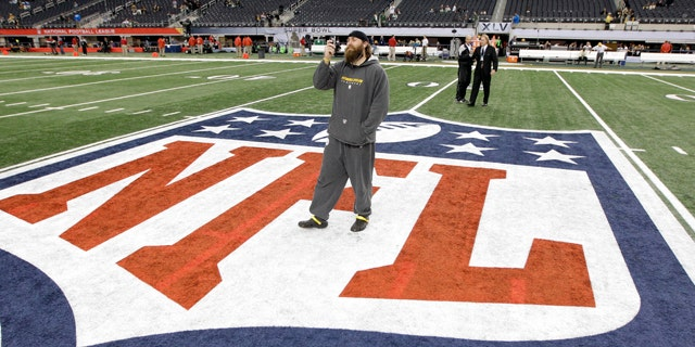 The NFL filed a brief with the 8th U.S. District Court of Appeals in St. Louis on Monday, arguing that the lockout should remain on hold permanently while the two sides hash things out in court. (AP)