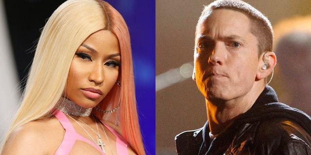 Hip-hop artist and rapper Nicki Minaj claims that she is now dating fellow rapper, Eminem.