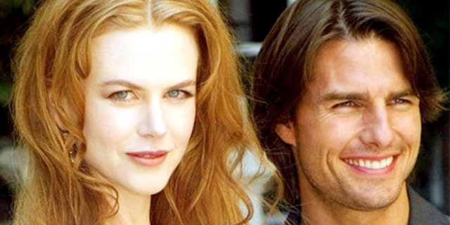 Nicole Kidman divorced Tom Cruise in 2001.