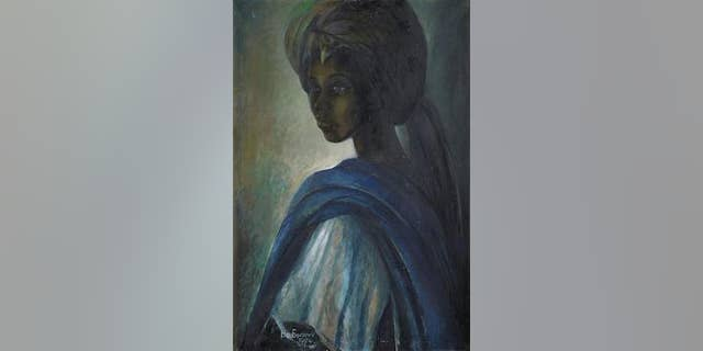 "The ""Tutu"" portrait (Bonhams)"
