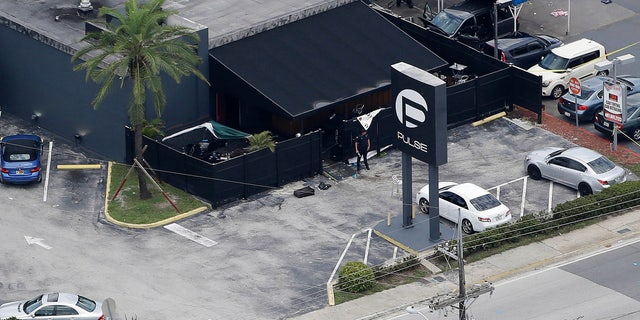 The Pulse nightclub in Orlando.