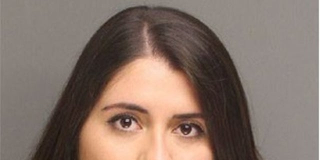 Nikki Yovino, 19, pleaded guilty to making up rape allegations against two football players.