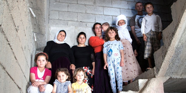KRG officials have said that the region is still dangerous, leaving Yazidi and Assyrian families unable to return home.