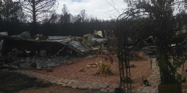 Residents of Chilili are making their way back home, some to find their houses destroyed.
