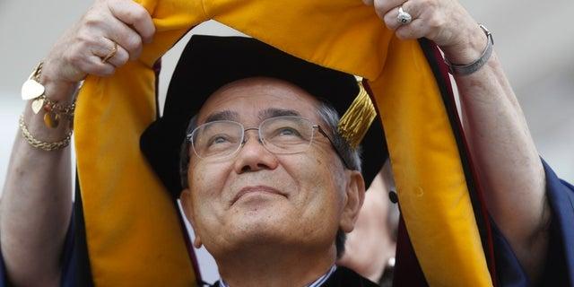 Ei-ichi Negishi won a Nobel Prize in chemistry in 2010.