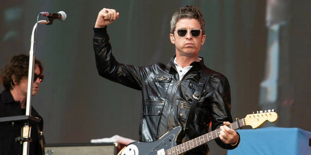 Noel Gallagher said he found a lost album he never released in his sock drawer.