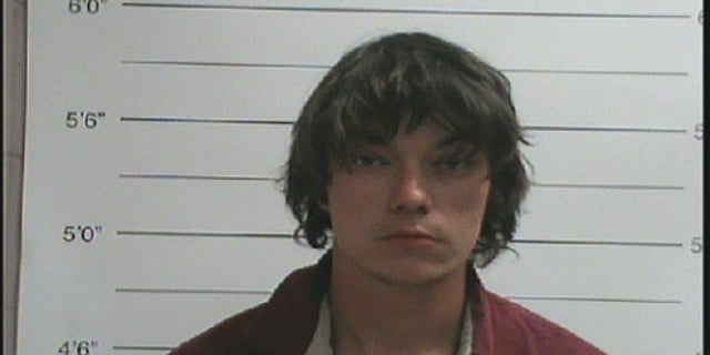 A mugshot of Neilson Rizzuto who police say plowed into a crowd of people in New Orleans.