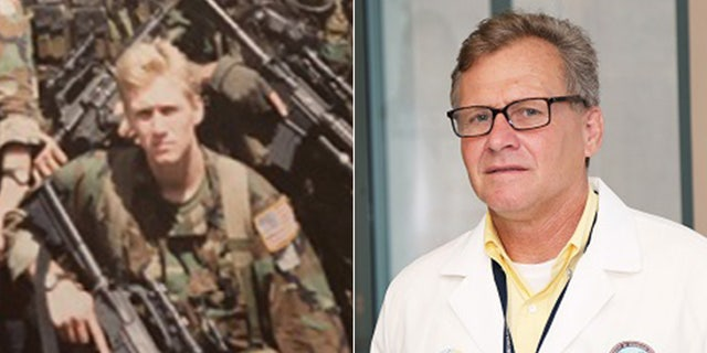 Norm Hooten, who had a storied career in the US Army, is now jumping into a profession in the medical field.