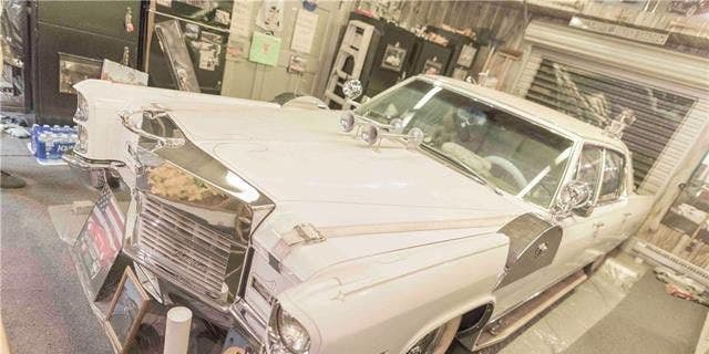 """Both cars are custom-built and """"one of a kind,"""" the listing asserts."""