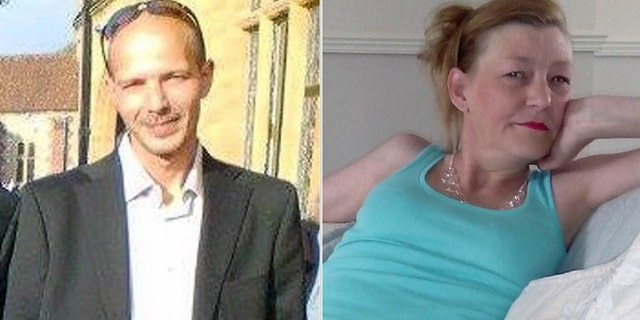 Sturgess' partner, Charlie Rowley (left), is in critical condition at a Salisbury hospital. Sturgess (right) passed away after coming into contact with a novichok-contaminated item on June 29.