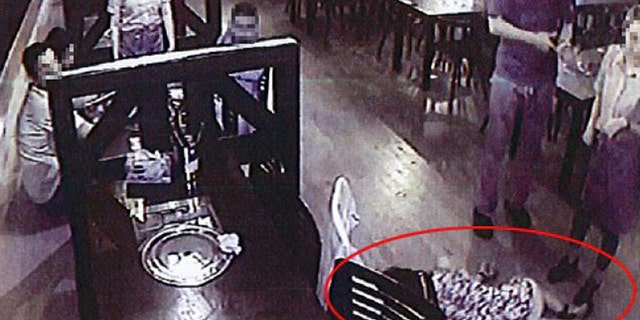 """The women """"struggled to sit upright"""" after seven shots, but were provided with another bottle, the Liquor and Gaming Authority said in a report."""